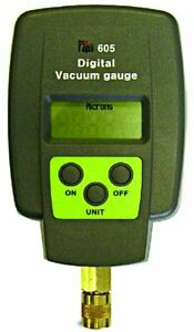 Tpi 605 Digital Vacuum Gauge 0 To 12 000 Microns Special