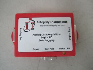 Integrity Instruments Analog Data Acquisition And Digital I o Module