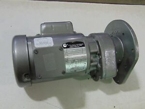 New Nord Gear Electric Motor And Gearbox Speed Reducer 51 03 1