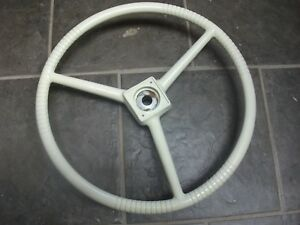 Allis Chalmers 36 Spine 17 5 Steering Wheel D10 D12 D15 Oem 233851 70233851