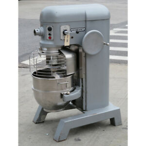 Hobart 60 Quart H600t Mixer With Timer Used Excellent Condition