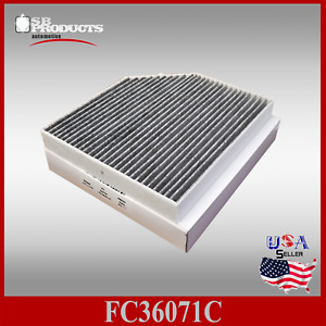 Fc36071c Carbon Cabin Air Filter 2015 2016 Macan 2008 2018 Audi A4
