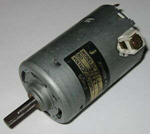 Johnson 220 Vdc Electric Motor 220vdc 12 Pole Dc Hobby Project Generator
