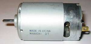 100 X Mabuchi 555 Dc Motor Wind Or Water Turbine Generator 12v 1v 500rpm