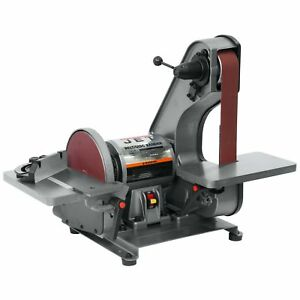 Jet J 41002 2 inch By 42 inch 3 4 horsepower Bench Belt And 8 inch Disc Sander