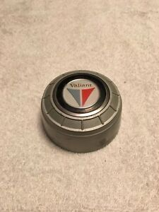 1960 Plymouth Valiant Steering Wheel Horn Button