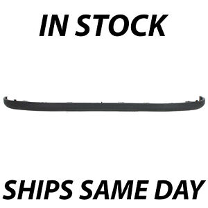 New Black Lower Front Bumper Valance Air Deflector For 2000 2006 Toyota Tundra