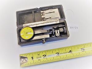 Federal testmaster Machinist Test Indicator 001 Accessories