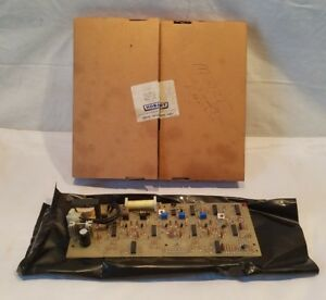 Hobart Timer Board For M312t Convection Oven Qty 1 Nos Oem 00 181670 00002