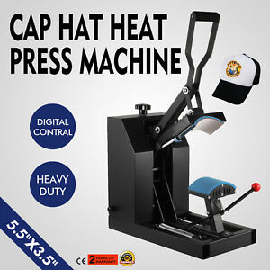 5 5 x3 5 Cap Hat Heat Press Transfer Sublimation Printing T shirt Photo Popular