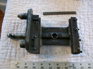 Carriage l9 9 From 6 Sears Craftsman Power Tools Metal Lathe 101 07300