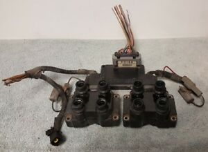 Fuel Injection Module Edis8 Edis 8 Controller Megasquirt With Coil Packs Ford