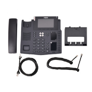 New X6 Fanvil Enterprise Ip Phone With 6 Sip Accounts Hd Voice 2 Color Lcd