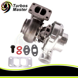 For Chevy Camaro Cavalier Sbc T70 T3 Stage 4 Universal Big Turbo Charger Upgrade