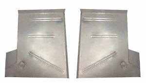 1957 1958 1959 Chrysler Dodge Plymouth Desoto Rear Floor Pans New Pair