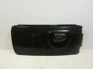 2002 Land Rover Freelander New Oem Rear Tailgate Shell Bic490010 Damaged 8224n
