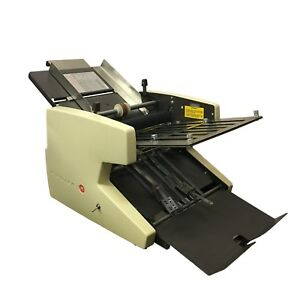 Ab Dick Model 58 Commercial Automatic Paper Folder Folding Machine