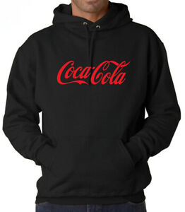 Coca Cola Logo Adult Sweatshirt / Sweater Coke Crew Neck