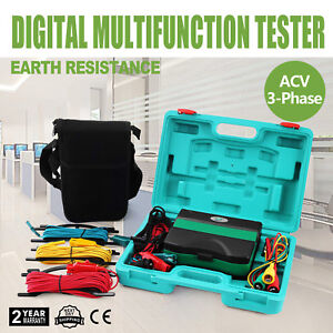 All powerful Insulation Resistance Tester Detector Megger Hot Reliable Acv