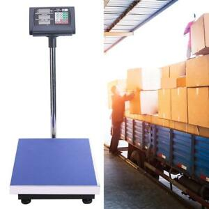 Bw a 300kg Electronic Computing Digital Platform Scales Postal Shop Scale Weight