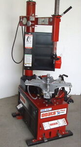 Remanufactured Coats 50x ah 3 Tire Changer With Warranty