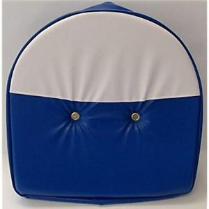 Blue Categories White T295bw Tractor Pan Seat Cover Made For Ford John Deere