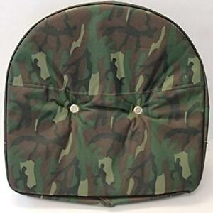 Camouflage Categories T295cam Tractor Pan Seat Cover Made For Ford John Deere Mf