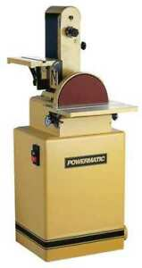 POWERMATIC 1791292K BeltDisc Sander2 HP230460V