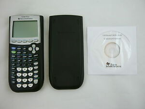 Ti 84 Plus Graphing Calculator Texas Instruments Ti84 Graphic Fast Ship