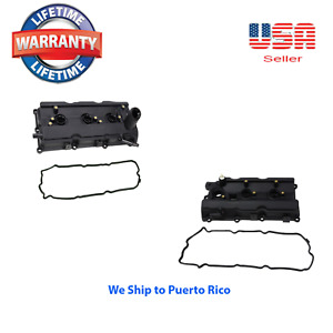 Valve Cover Gasket For 2 Sides Fit 2003 2008 Infiniti Fx35 G35 Nissan 350z 3 5