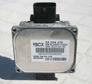 02 03 Saturn Vue 3 0l Transmission Control Module 24224372 Ybcx 60 Day Warranty
