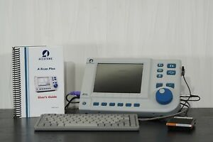 Accutome A scan Plus Immersion Printer foot Pedal Included