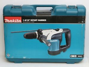 Makita Hr4002 10 Amp 1 9 16 Corded Sds max Concrete masonry Rotary Hammer Drill