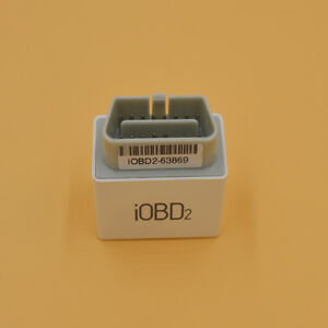 Iobd2 Diagnostic Tool Bluetooth Adapter Scanner