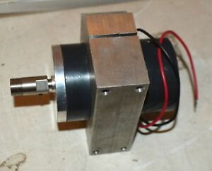 Air cooled Cnc Spindle Motor Cnc Engraving Machine Er11 3 175mm Collets 300w
