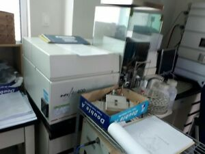 Analytik Jena Aas Novaa 400 Atomic Absorption Spectrometer a1