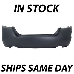 New Primered Rear Bumper Cover For 2013 2014 2015 Nissan Altima Sedan 13 14 15