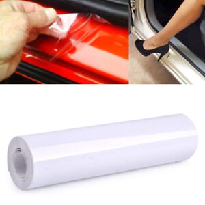 Anti Scratch Clear Car Protect Film Sheet Decal Door Sill Edge Paint 300 X 15 Cm
