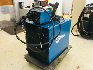 Miller Cp 302 22a Feeder Mig Welder Package