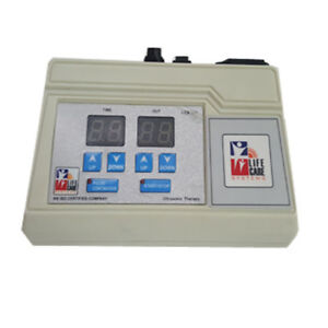 Latest Electrotherapy Physiotherapy Ultrasound Therapy Unit 1 Mhz Compact Lcs121