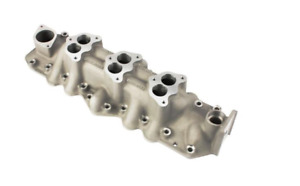 Offenhauser 1077 1949 1953 Ford Flathead Triple Carb Intake Manifold