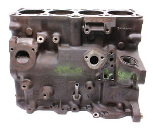 1 6 Diesel Cylinder Block 81 84 Vw Rabbit Jetta Mk1 Dasher Audi Jk 068 103 011