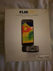 Flir One Thermal Imager For Ios 435 0002 04 00