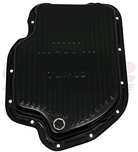 Automatic Transmission Oil Pan Gm Turbo Th 400 Turbo Chevy Gm Chevrolet Black