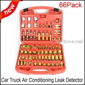 66pack Car Suv Air Conditioning Leak Detector Detection Tools For A C Compressor