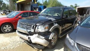 Driver Front Seat Sport Trac Bucket Air Bag Leather Fits 06 08 Explorer 344674