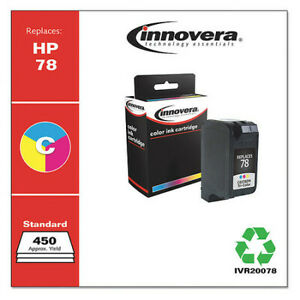 Ink Cartridge tri color hp max Page 450 Innovera Ivr20078
