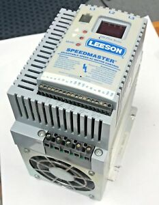 Leeson 174447 Adjustable Speed Ac Motor Control Vfd