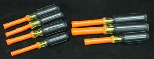 Salisbury Insulated Professional High Voltage Nut Driver Set