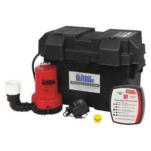 Emergency Sump Pump Basement Watchdog Bwe